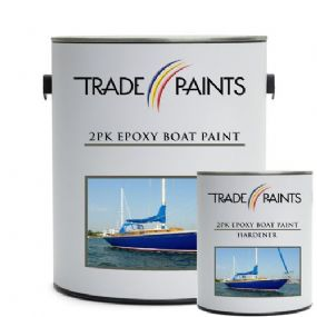 2 Pack Epoxy Topcoat | www.paints4trade.com